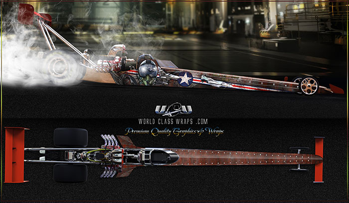 F-4-FIGHTER-PILOT-DRAGSTER-GRAPHICS-WRAP-WEATHERED