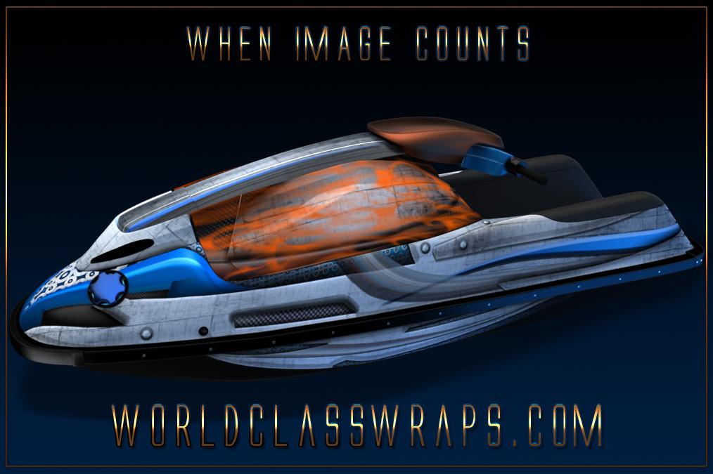 custom yamaha superjet graphics
