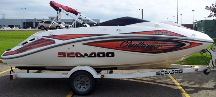 TANGO ORANGE CUSTOM sea doo Challenger boat graphics 4 seadoo challenger jet boat graphics wraps 2002 seadoo challenger 2000 wiring diagram at reclaimingppi.co