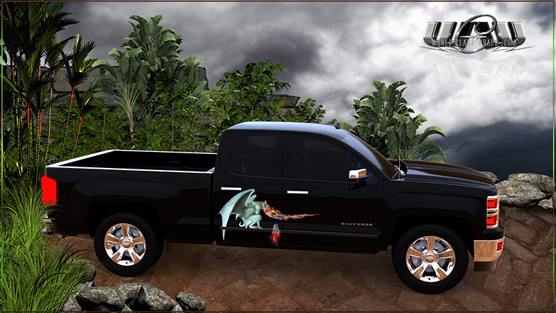 TRUCK | TAILGATE | GRAPHICS | WRAPS