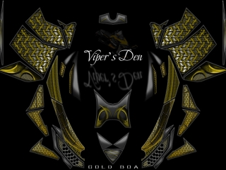 VIPERS-DEN-GOLD