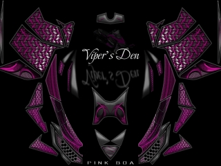 VIPERS-DEN-PINK