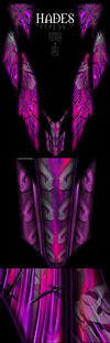 hades pink ladies graphics apex sled